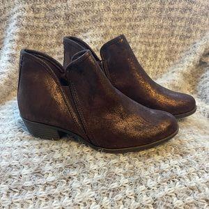 Western type booties
